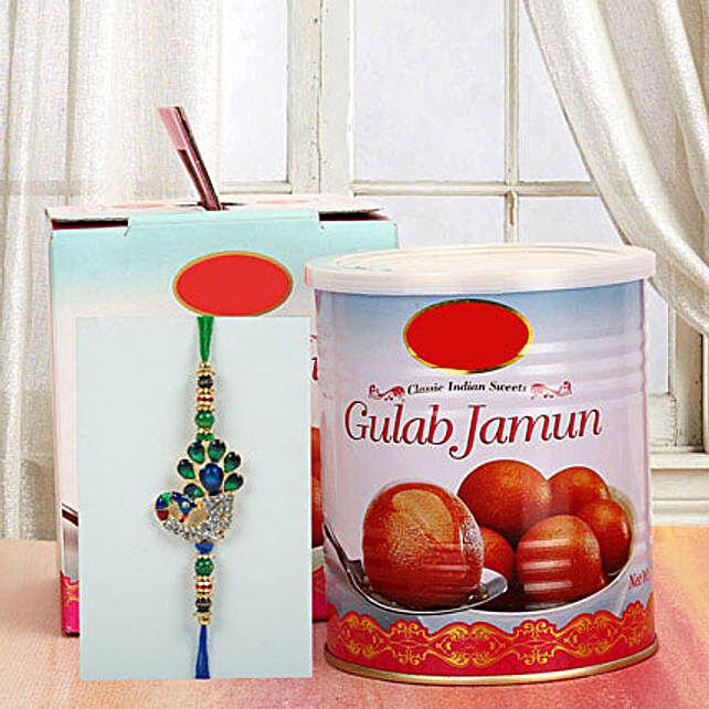 Gulab Jamun N Rakhi