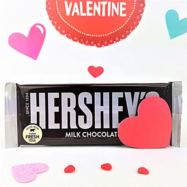 Hersheys Valentine Chocolate