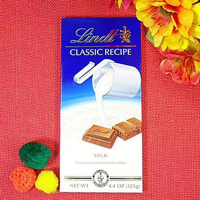 Lindt Classic Milk Choco Treat