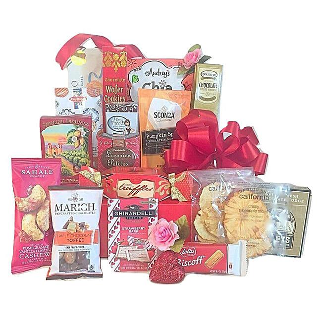 Love Is Romantic gift box