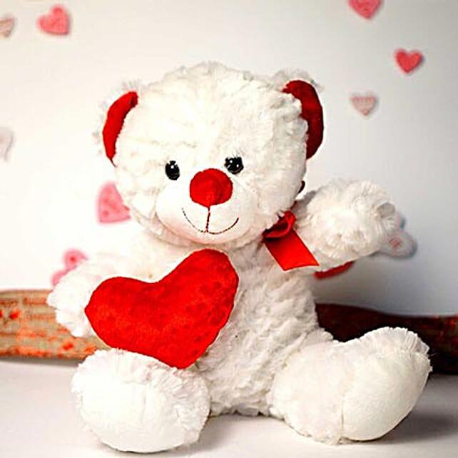 My Heart is 4 U Teddy Bear