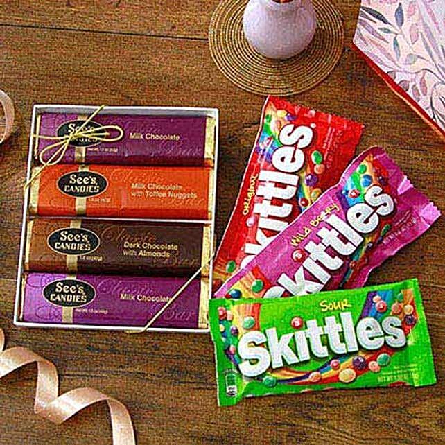 Sees N Skittles