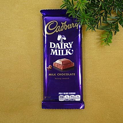 Smooth Velvet Cadbury Chocolate
