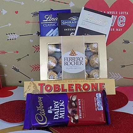 Tasty Love Hamper