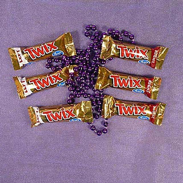 Yummy Twix Bars