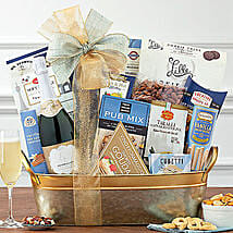 Send easter gifts to usa online easter gift delivery in usa kiarna california champagne basket send easter gifts to usa negle Images
