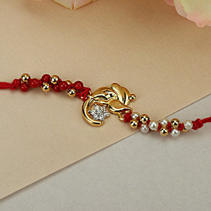 Graceful Ganesha Rakhi VIE