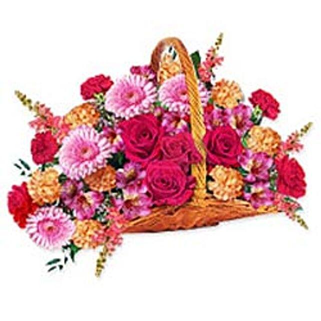 Bereavement Basket wes