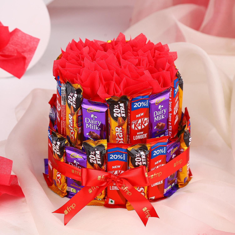 Women's day chocolates
